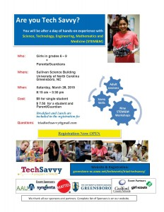 Tech Savvy Flyer 3-3-2015