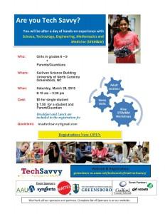 Tech Savvy Flyer 3-3-2015