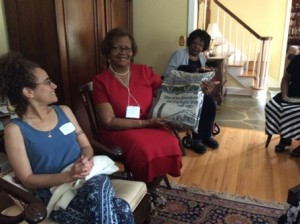 DEB GREENE, EVERLENA DIGGS, AND DENISE BROWN MAY 31 2015