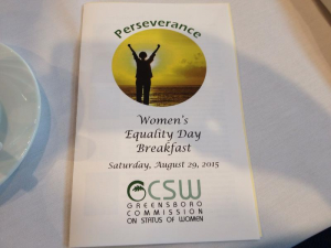 equality breakfast program